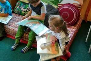 16. 09. 2019 - Návštěva knihovny - předškolní děti
